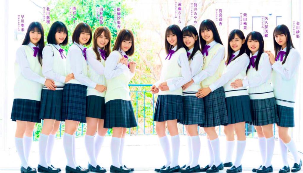 遠藤さくらと乃木坂メンバーのスタイル比較