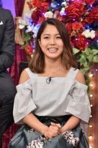 2017年5月15日に放送された「しゃべくり007」に出演した際の高梨沙羅